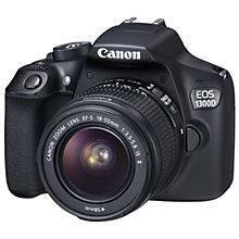 Canon EOS 1300D 18-55 IS IRIST