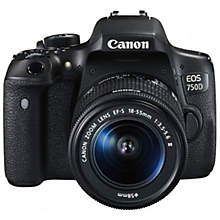 Canon EOS 750D 18-55mm DC Irista Kit