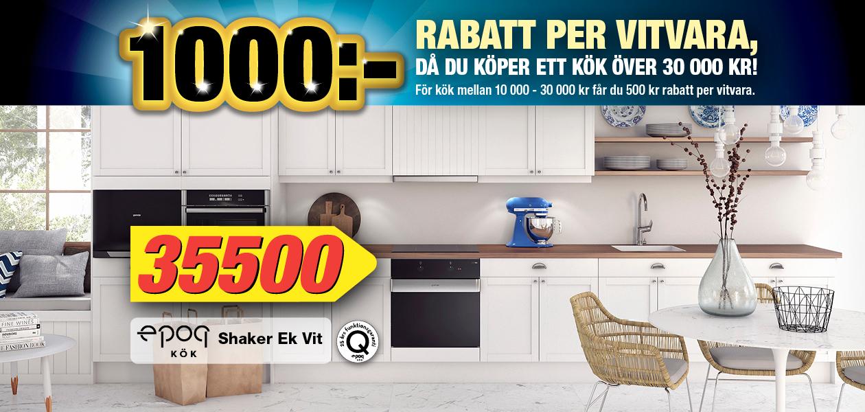 Nytt Kok Radhus : elgiganten kok erbjudande  Epoq kok Kokskampanj vecka 9 15 2015