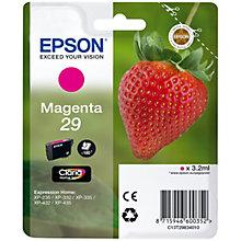 Epson Claria Home 29 blækpatron - magenta