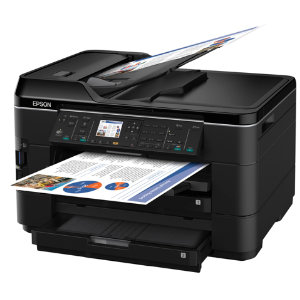 Epson WorkForce multifunksjonsskriver WF-7525