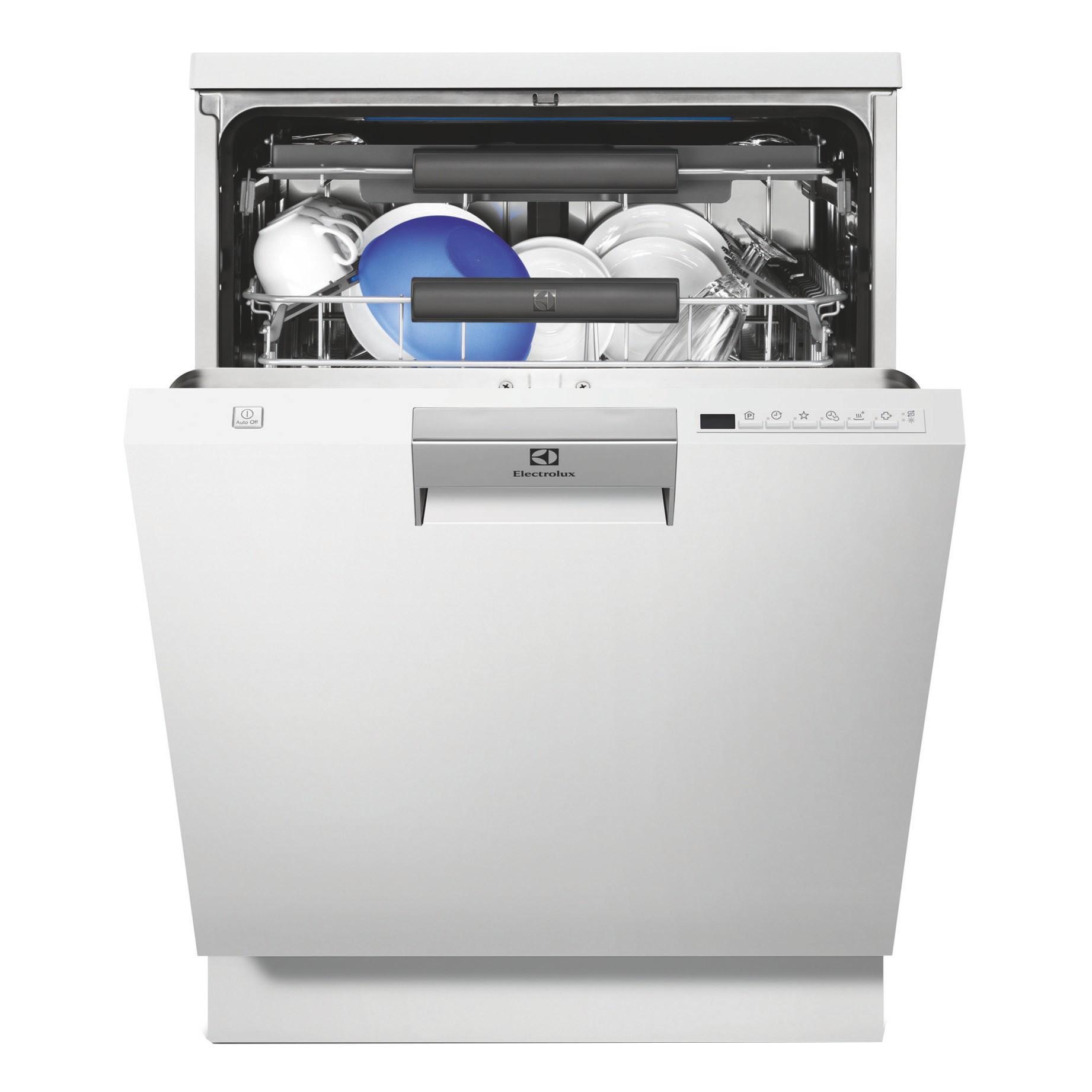 ESF8590ROW : Electrolux oppvaskmaskin ESF8590ROW (hvit)