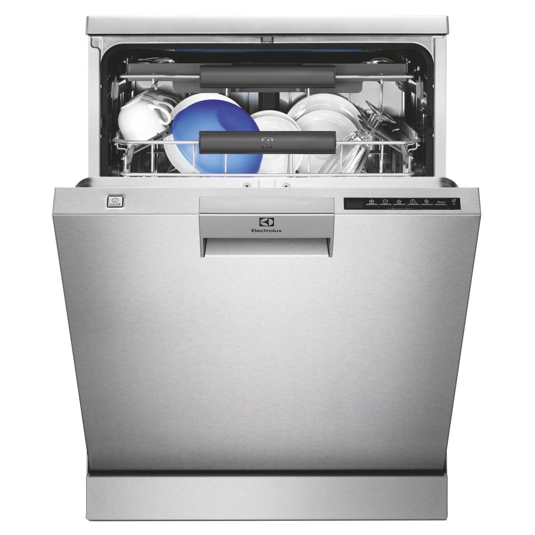 ESF8590ROX : Electrolux oppvaskmaskin ESF8590ROX (stål)