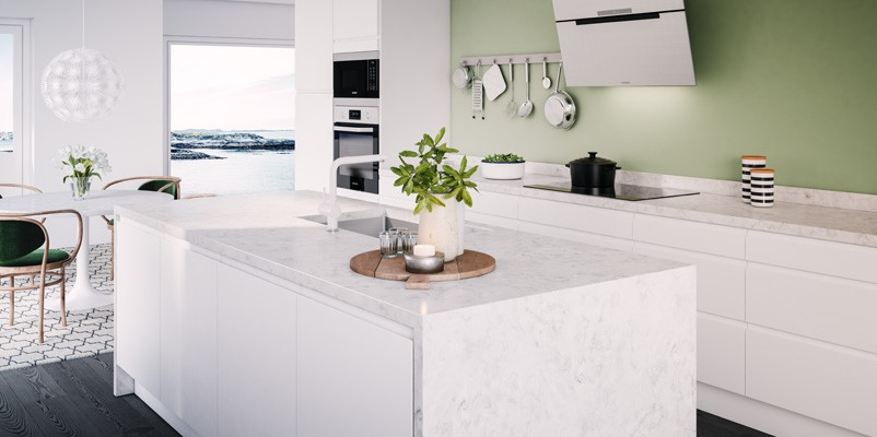 Svart eller vitt kök, traditionellt eller modernt kök - möjligheterna är många