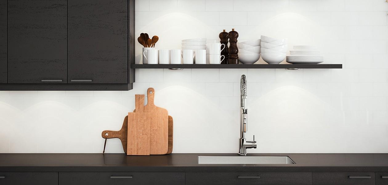 Våra smarta tips och trix hjälepr dig när du ska planera ditt nya kök eller din nya tvättstuga