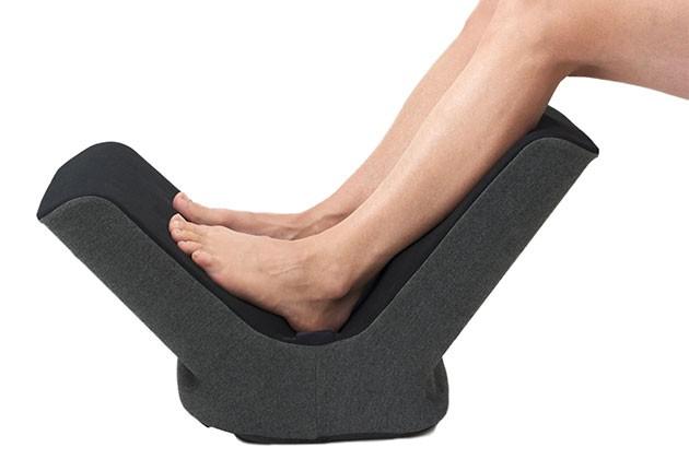 Få en behagelig ben- og fotmassasje med Expain Relax Legs