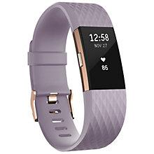 Fitbit Charge 2 SE aktivitetsmåler rosaguld - small