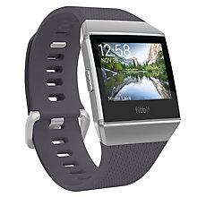 Fitbit Ionic smartwatch (blå-grå/hvid)