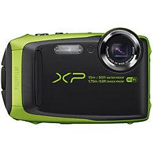 FUJIFILM FinePix XP90 Lime