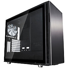 Fractal Design Define R6 PC kabinet (sort, vindue)