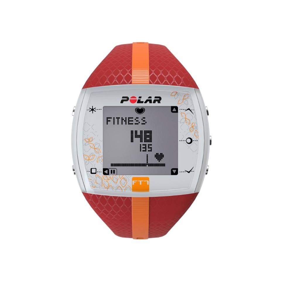 Polar FT7 (Punainen/Oranssi)