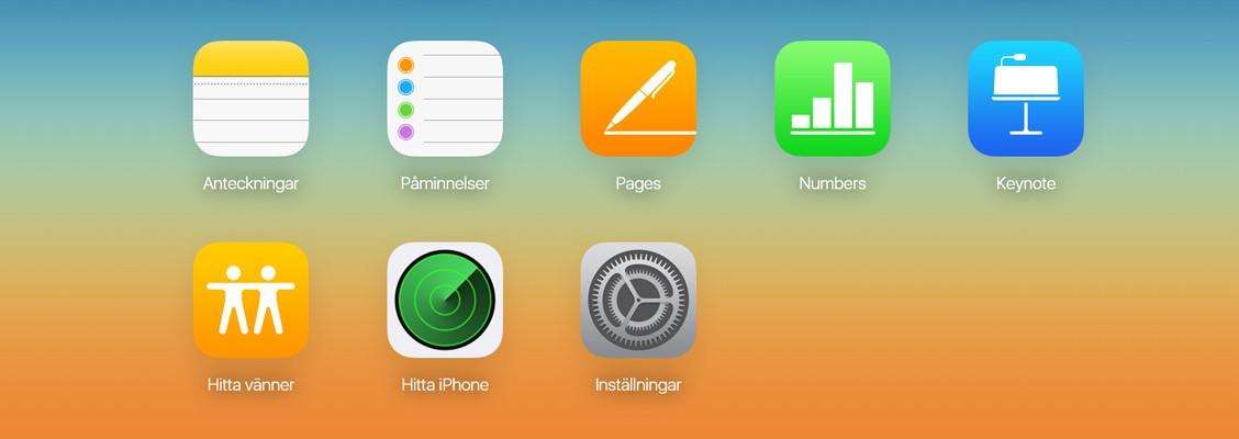 hur stänger man av hitta min iphone på iphone