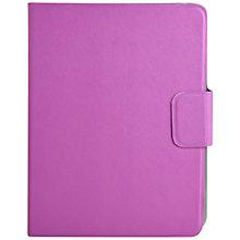 "10"" universal tablet case- purple"