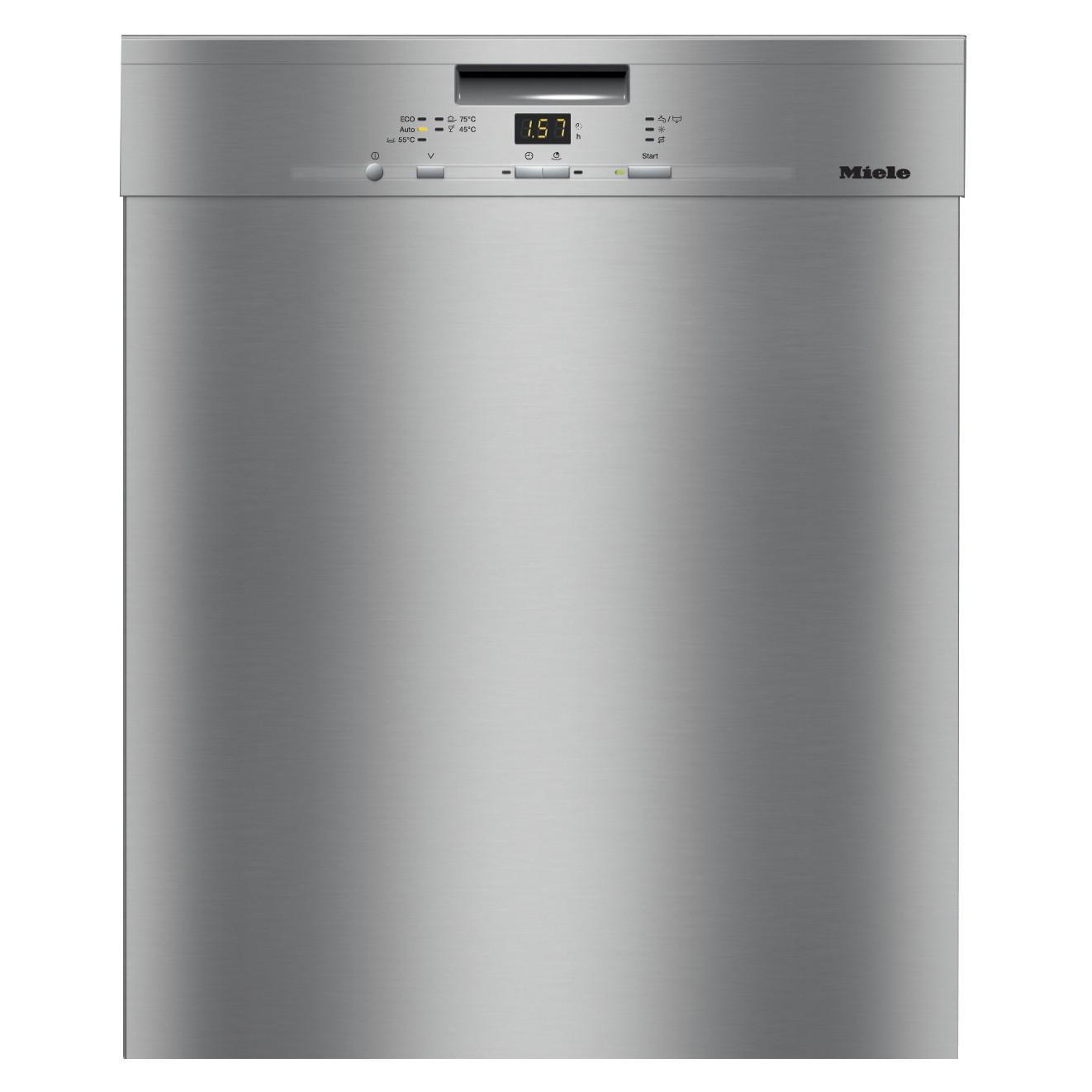 G4914SCUSTEEL : Miele oppvaskmaskin G4914SCUSTEEL (stål)