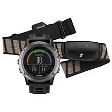 Garmin Fenix 3 Performer Bundle Grey