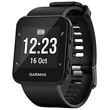 Garmin Forerunner 35 GPS HR Black