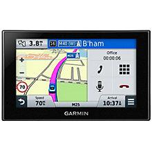 "Garmin Nuvi 2599 5"" lifetime maps traffic"