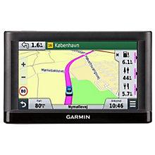 "Garmin Nuvi 65 6"" Lifetime maps"
