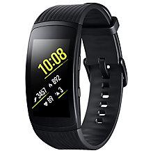 Samsung Gear Fit2 Pro sportsur – L (sort)