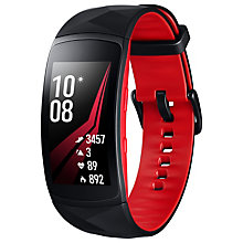 Gear Fit 2 Pro - Large Red/Bla