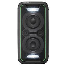Sony højtaler GTKXB5B - sort
