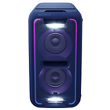 SONY A/V SPEAKER PURPLE