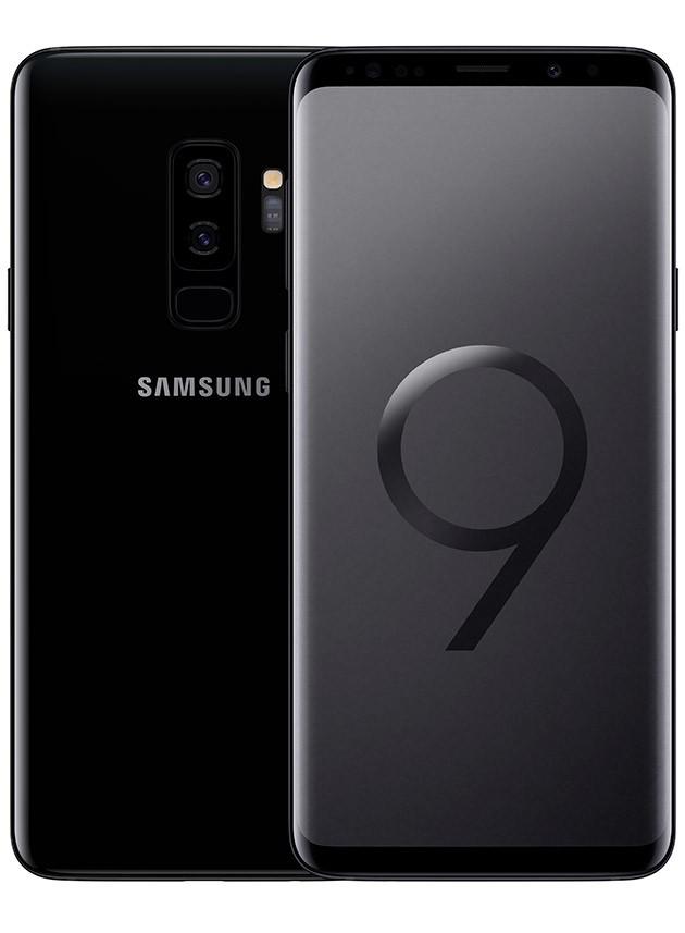 Galaxy S9+ Black