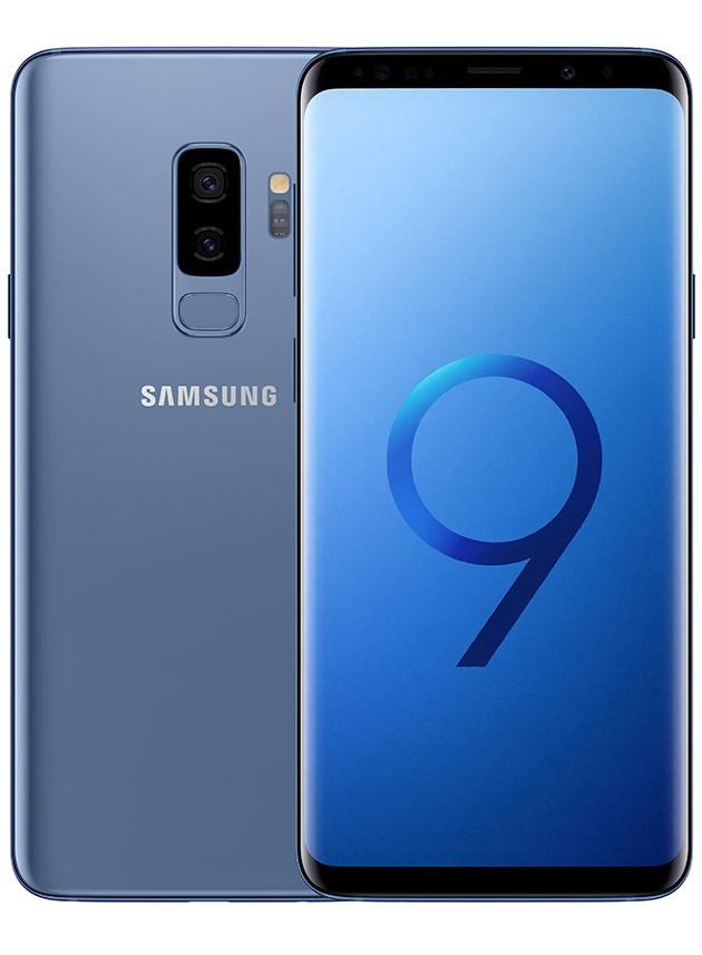 Galaxy S9+ Blue