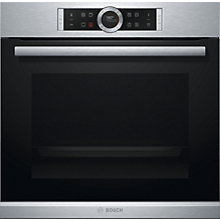 BOSCH OVEN MP PYROLYTIC 71L TFT DISPL. A+ STEEL