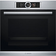 BOSCH OVEN HOTAIR MP PYROLYTIC 71L STEEL