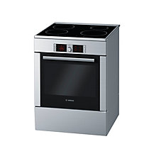 BOSCH COOKER INDUCTION MP 66L A+ STEEL