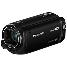 PANASONIC HCV-W580 FHD TWIN CAMERA