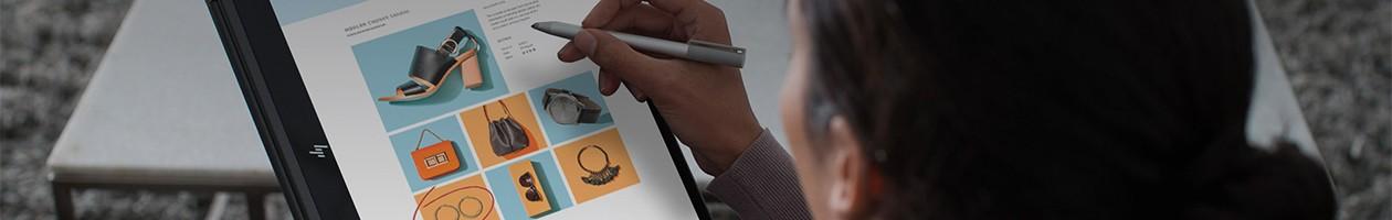 Med HP Pro Tablet Active Pen kan du slippe kreativiteten løs