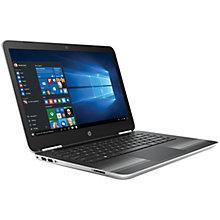HP PAV i3-7100U/4GB/256GB/14F/UMA/SILVER