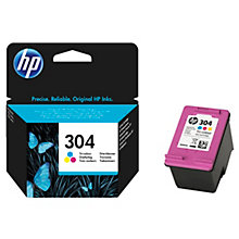 HP 304 Ink Cartridge Tri-color
