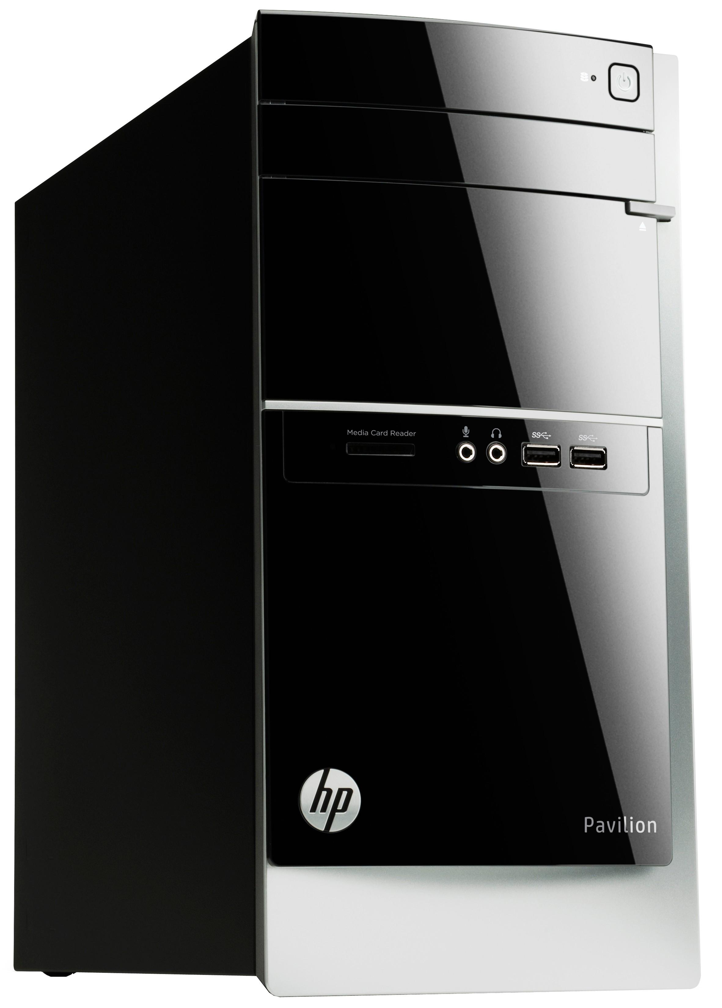 F9P08EA#UUW : HP Pavilion 500-205eo stasjonær PC
