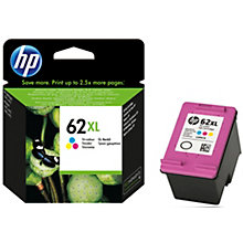 HP 62XL 3-color