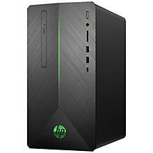 HP Pavilion Gaming 690-0002no stationær computer (sort)