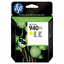 HP 940XL ink yellow 28ml