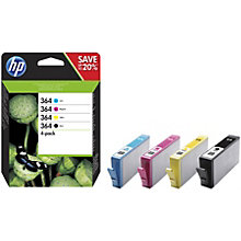HP 364 CMYK Combo Content Pack