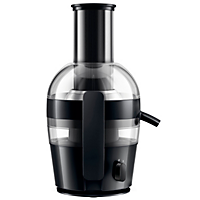how to open philips viva collection juicer