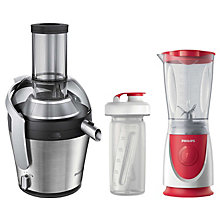 Philips Juicer Bundle