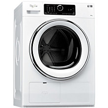 WHIRLPOOL DRYER HP 8KG A+++
