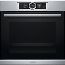 BOSCH OVEN HOTAIR STEAM MP 71L TFT DISPL A+ STEEL