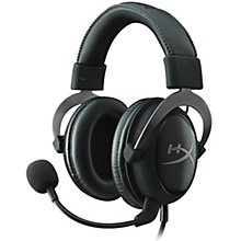 HYPERX CLOUD II GUNMETAL GAMING HEADSET