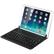 iWantit iPad Air tastatur cover - sort