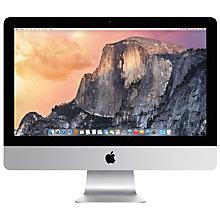 """iMac 21.5"""" QC i5 2.7GHz/8GB/1TB/Iris Pro"""