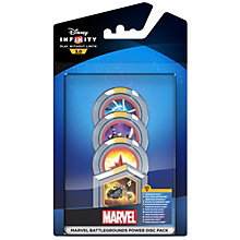 INFINITY 3.0 POWER DISC 4 PACK - MARVEL