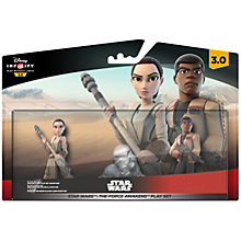 INFINITY 3.0 THE FORCE AWAKENS PLAY SET