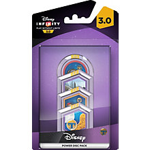 INFINITY 3.0 POWER DISC 4 PACK - TOMORROWLAND